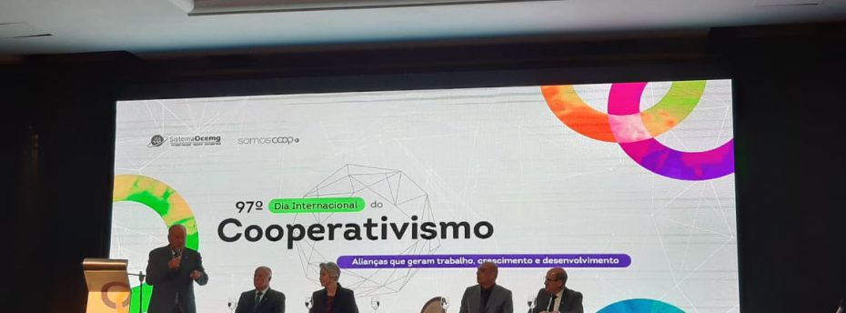 97o. Dia Internacional do Coioperativismo